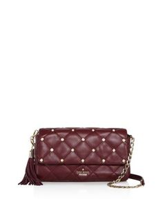 26e7ff977d kate spade new york Emerson Place Serena Leather Shoulder Bag - 100%  Exclusive