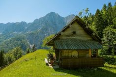 Kärnten, Koschuta, Austria.