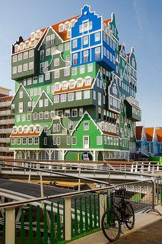 The Innhotel Zaandam, Amsterdam, Holland