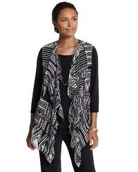 Travelers Classic Patchwork Jacket #chicos