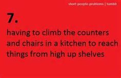 Short People Problems | Random Pins