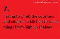 Short People Problems | Random Pins