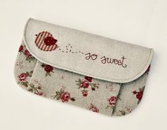 so sweet bird pouch by countrykitty, via Flickr