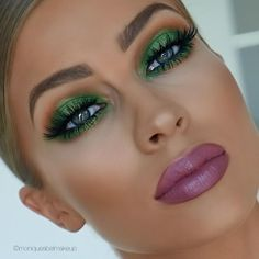 """1,802 Likes, 86 Comments - MONIQUE ABEL™ (@moniqueabelmakeup) on Instagram: """"Limes & orange ✨ Managed to get a look in today in between sneezing - that's dedication! details…"""""""