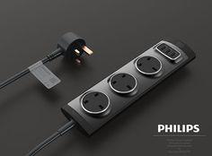 Philips Smart Socket by Nariman Bashiri: