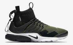 sale retailer 852e1 c6c63 NikeLab Air Presto Mid x Acronym Releasing in Three Colorways - EU Kicks  Sneaker Magazine