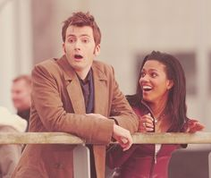 10 with Martha Jones as the Face of Boe is revealed.  Some how didn't catch what is said to create this reaction until the third viewing.