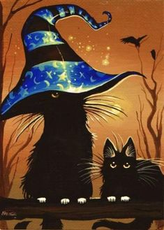 Google Image Result for http://www.ebsqart.com/Art/cat-fantasy/acrylic-on-canvas-paper/688233/650/650/Black-Cats-Magic-Hat.jpg