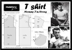 """ModelistA for Men 21 de setembro às 15:52 ·  Na década de cinqüenta, a explosão do fenômeno da televisão elevou a t-shirt para um patamar impensável, na altura. Atores como John Wayne, James Dean e Marlon Brando apareceram a usar t-shirts como peça única independente. Inicialmente alguns ficaram chocados, mas estavam lançados os dados para a """"imortalização"""" e massificação da t-shirt. Na década de sessenta, evoluíram as técnicas de impressão e decoração de t-shirts. O movimento hippie e a…"""