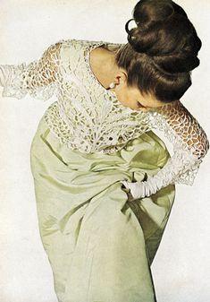 Vogue, March 1963.