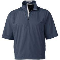 e050cf36b64 Zero Restriction Mens Short Sleeve Cloud 1 4 Zip from  golfskipin Mens Golf  Outfit