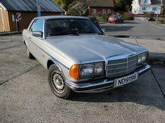 Mercedes-Benz 230 CE 1982, 186000 km, kr 49999,- -