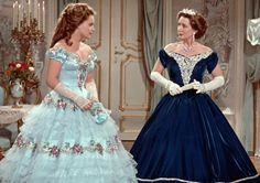 Romy Schneider & Vilma Degischer in Sissi Princesa Sissi, Empress Sissi, Vintage Outfits, Rococo Fashion, Russian Wedding, Nice Dresses, Formal Dresses, Princess Aesthetic, Actrices Hollywood