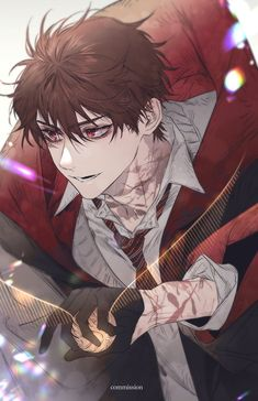 Cute anime boy, i love anime, hot anime guys, manga boy, manga Manga Anime, Boys Anime, Hot Anime Boy, Cute Anime Guys, Manga Art, Anime Art, Harry Potter Anime, Arte Do Harry Potter, Fantasy Kunst