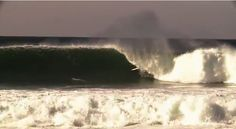 Incredible waves, dangerous places at Coxos, Ericeira - Portugal