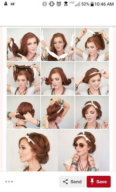 Hair scarf fashion #hairscarfstyles Hair scarf fashion