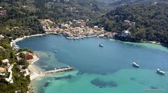 Paxoi, Ionian Islands, Greece
