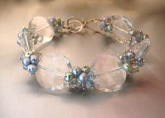 Pearl and Citrine Bracelet