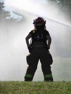 Firefighter's Pride