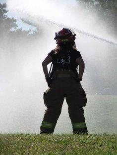 Firefighter's Pride