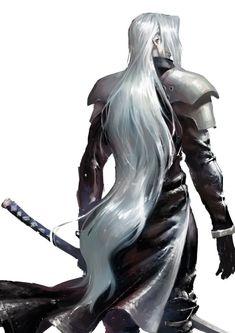 Final Fantasy Cloud, Final Fantasy Artwork, Final Fantasy Vii Remake, Fantasy Male, Fantasy World, Fanart, Cloud Strife, Super Smash Bros, Female Characters