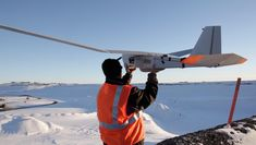 Drone Researchers Find a New Frontier in Alaska, the Arctic | Alaska has been called America's last frontier -- but now the state's wild reaches are providing a key testing ground for researchers and native-owned companies exploring ways to use drones in their work.
