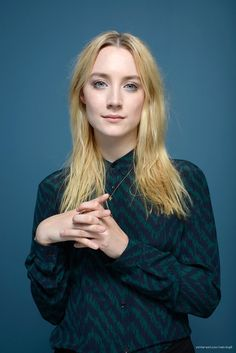 Saoirse Ronan Photos: 'How I Live Now' Portraits in Toronto