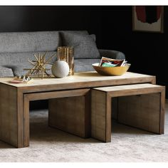 Avedon Nesting Coffee Tables | 20% OFF thru 3/26    Don't delay - quantities limited.