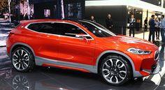 BMW Concept X2, debut en el Auto Show París 2016 - http://autoproyecto.com/2016/09/bmw-concept-x2-debut-auto-show-paris.html?utm_source=PN&utm_medium=Vanessa+Pinterest&utm_campaign=SNAP
