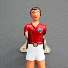 World Cup 1966 - England Table Football, Perfect Gift For Him, Football Players, Bobs, World Cup, Tables, England, Fashion, Mesas