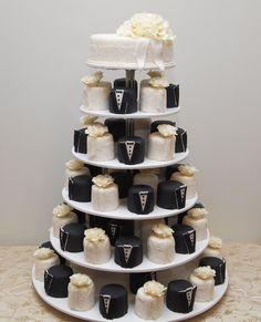 эксклюзивный праздничный свадебный торт 8652