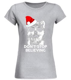 Do Not Stop Believing Akita Inu Classic Christmas Shirt akita shirt,akita t shirt,akita mom shirt,
