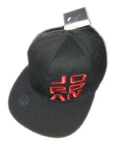 Nike Jordan Boy's Embroidered Jordan Logo Fitted Baseball Cap Sz 8/20 (Black/Varsity Red) Nike,http://www.amazon.com/dp/B008C88W0W/ref=cm_sw_r_pi_dp_mAOXrb01DF3149A5