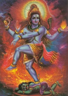 The artistic form of Lord Shiva is Lord Nataraja. This is an interesting story which tells how Lord Nataraja has manifested. Shiva Shakti, Hindu Shiva, Shiva Art, Hindu Deities, Hindu Art, Krishna, Rudra Shiva, Nataraja, Lorde Shiva