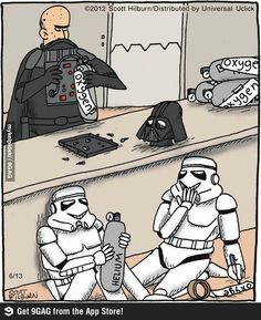 """""""I am your father"""" will have a slightly different response.."""