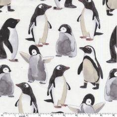 Pinguin wit