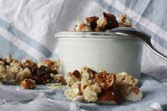 Yaourt au lait de coco simplissime (2 ingrédients, sans cuisson)