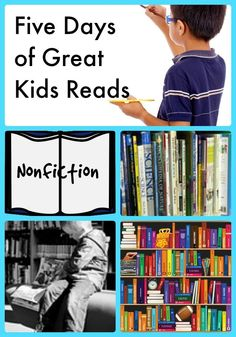 As We Walk Along the Road: Five Days of Great Kids' Reads: Our Favorite Nonfiction Books