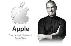Tauche ein in die bunte apple Welt