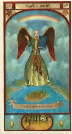 (37) ANIEL (Kabbalistic angel) protects those born 24 - 28 September, enables success and achievements in the arts. (ángel Cabalístico) protege aquellos nacidos 24 - 28 septiembre, permite triunfar y alzanzar éxito en las artes.