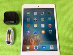 Apple iPad mini 1st Generation 16GB Wi-Fi 7.9in - White & Silver