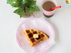 Waffles Recipe | Belgium Waffles | Noob Cook Recipes