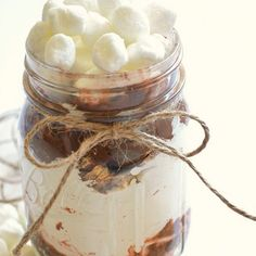 S'mores Pudding