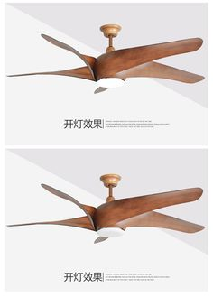 LED Modern Vintage Ceiling Fans With Lights Remote Control Ventilador De Teto DC 220 Volt Fan Bedroom Decoration Home fan Lamp-in Ceiling Fans from Lights & Lighting on Aliexpress.com | Alibaba Group