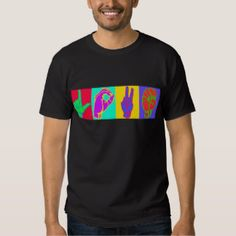 Sign Language LOVE Tshirt http://ift.tt/1P5Fs3B...