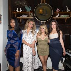 """Ally Brooke (@allybrookeofficial) en Instagram: """"Yeah...these are my girls for life ⭐️"""""""