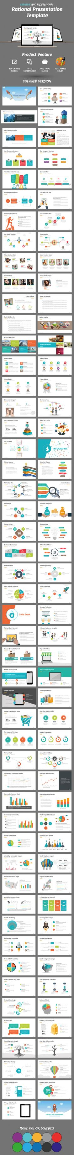 Rational Presentation Template #design #slides Download: http://graphicriver.net/item/rational-presentation-template/12835722?ref=ksioks