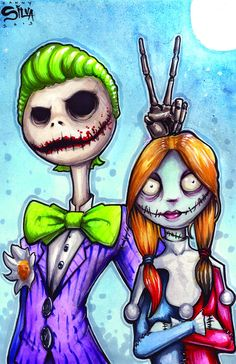 11 Most Impressive Fan-Made 'Nightmare Before Christmas' Crossovers
