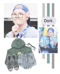 """Jackson Wang"" by lazy-alien ❤ liked on Polyvore featuring Converse, J.Crew, Jackson, GOT7 and jacksonwang"