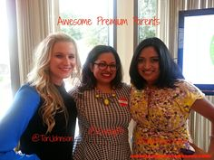 Made such great friends at the #DrSmithsLaunch party - @Tori Johnson @Candy O @Melanie Mendez-Gonzales @Dr. Smith's